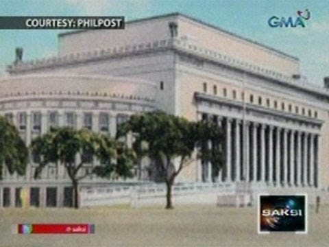 Makasaysayang Philpost Bldg., balak gawing hotel ng isang International Hotel Franchise
