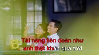 Karaoke Thiên duyên tiền định Quốc Khanh Hà Thanh Xuân
