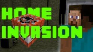 Home Invasion - Minecraft Animation