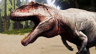 Giganotozaur - największy drapieżny dinozaur półkuli południowej