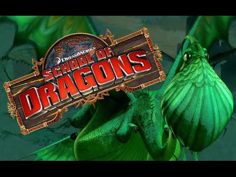 School of Dragons: Dragons 101 - The Scauldron - YouTube