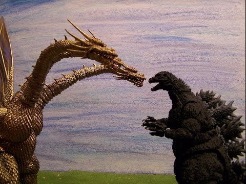 Godzilla vs The Alien Monsters 3 - The Mysterian Army