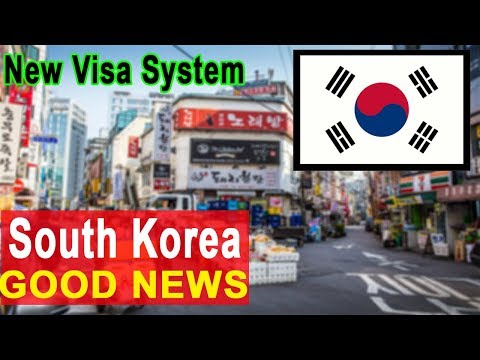 South Korea Immigration offers 10-year C-3 Special Visas to 11 South Asian Countries Citizens.
