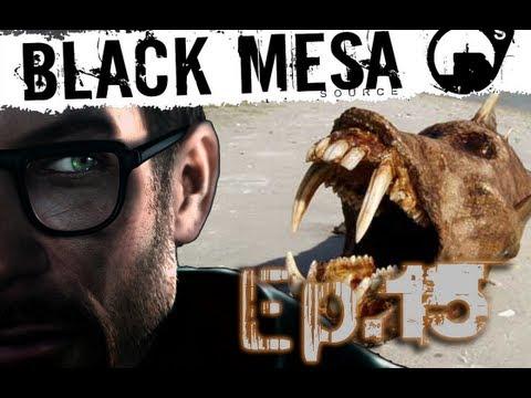 Black Mesa - HORRIFYING SEA MONSTER!