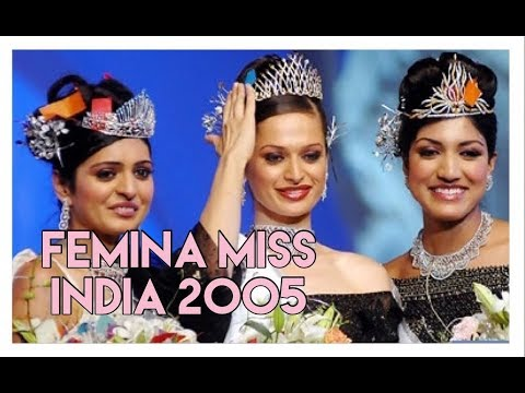 Femina Miss India 2005 - The Complete Show