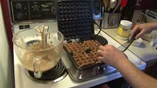Paleo Waffles - No Grain/gluten, All Awesome