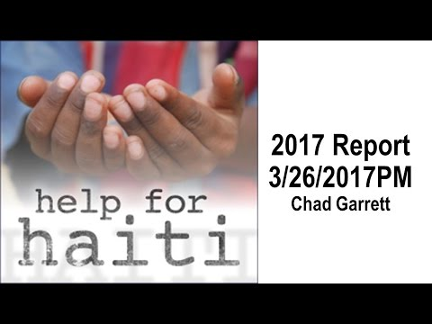 032617PM Haiti Report