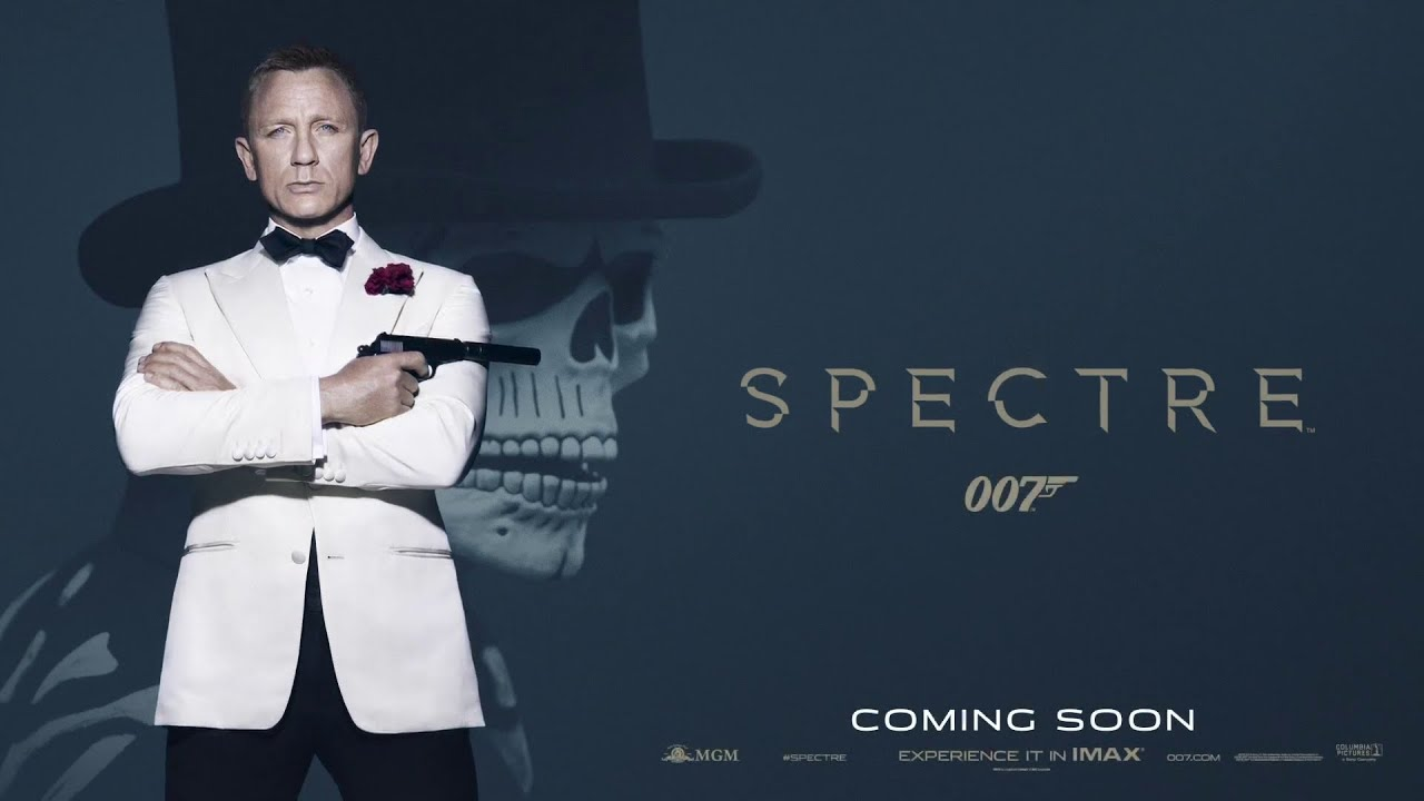 Spectre (2015) : Motion Poster - YouTube