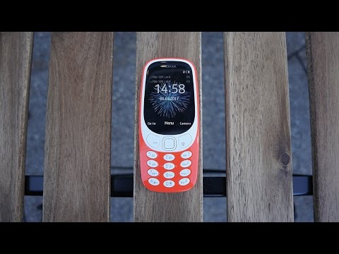Hello Again Nokia 3310! Sort Of