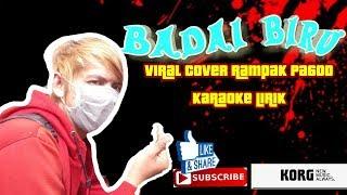 BADAI BIRU COVER RAMPAK PA600