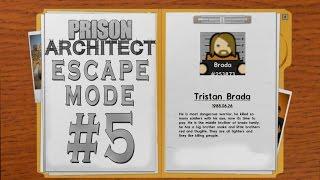 Prison Architect - Escape Mode #5 - Farklı Tatlar -