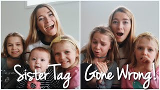 Sister tag gone wrong // TEEN MOM VLOGS a week in my life (Day 2)