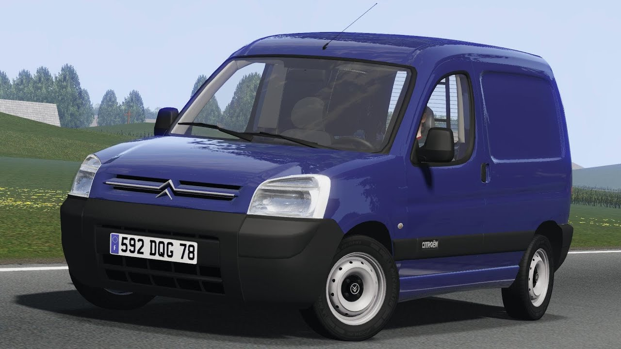 citroen berlingo 1 9d drive links racer free game youtube. Black Bedroom Furniture Sets. Home Design Ideas