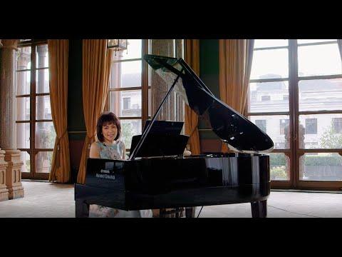 Noriko Ogawa piano lesson on Debussy Arabesque No 1