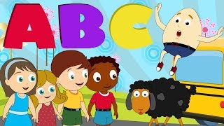 Nursery Rhymes Collection Vol 6 - ABC Song, Baa Baa Black Sheep, Wheels of the Bus & 35 Songs!