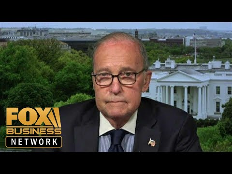 Larry Kudlow: I'm confident the Fed will get to the right place