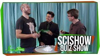 SciShow Quiz Show: With the SciShow Space Reid Reimers!