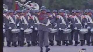 Gran Parada Militar 2000 (14) Ejercito de Chile