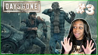 I DON'T WANT TO HURT YOU!! | Days Gone Episode 3!