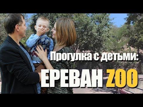 Экскурсия по зоопарку. ЕРЕВАНСКИЙ ЗООПАРК. Путешествие с детьми: Армения, Ереван. ВЛОГ Лена Говорит