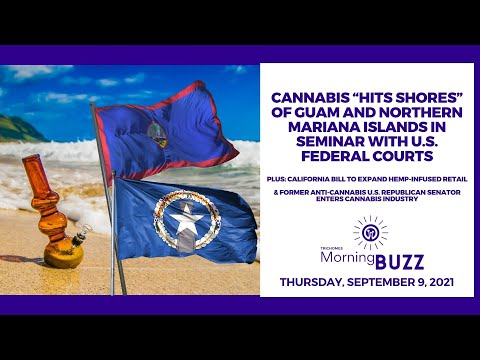 """Cannabis """"Hits Shores"""" Of Guam And Northern Mariana Islands In Seminar With U.S. Federal Courts"""