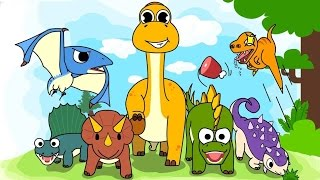 Dinopuzzle for PC   Educational learning game for kids and toddlers   YouTube