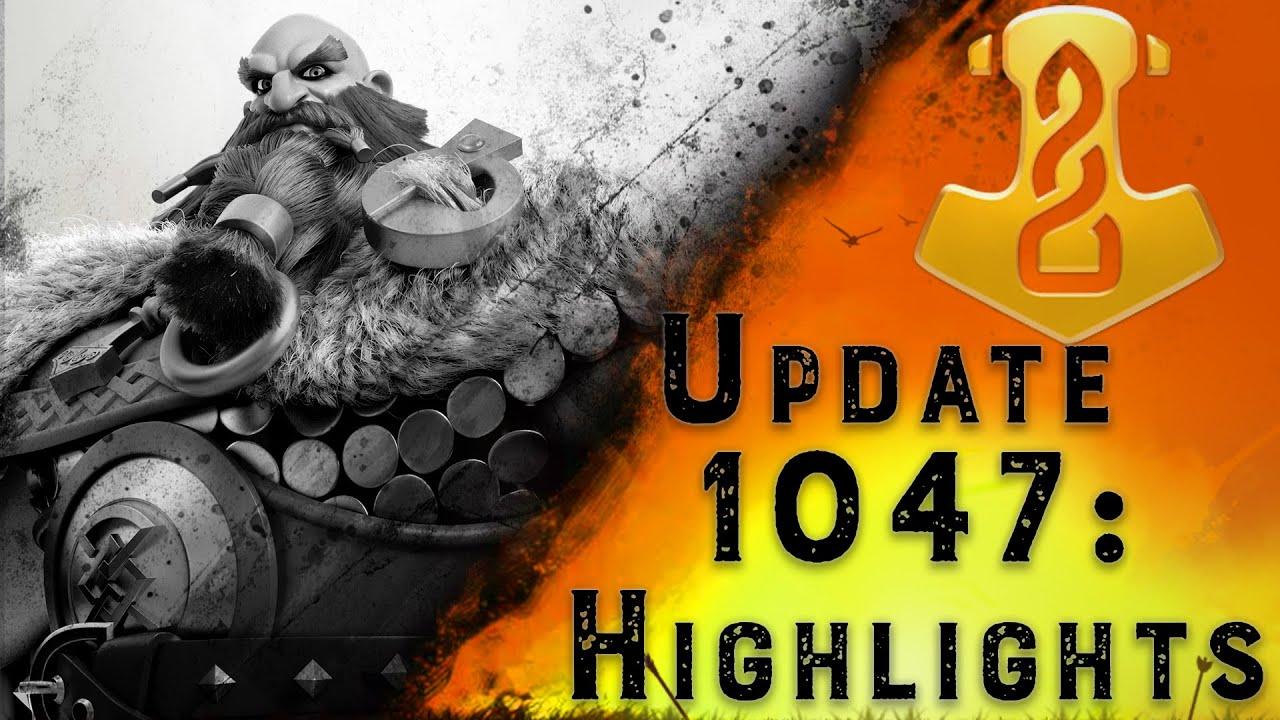 """Age of Vikings"" | Update 1047: Highlights"