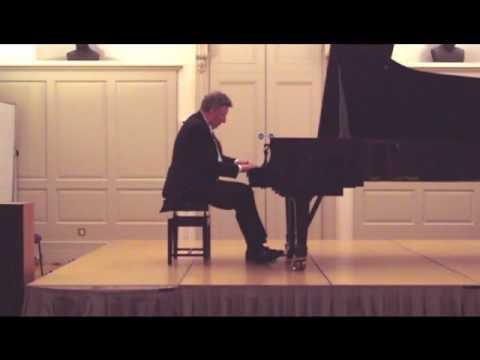 Leslie Howard, piano - Liszt Scherzo und Marsch, S177 (1/2 | Scherzo)