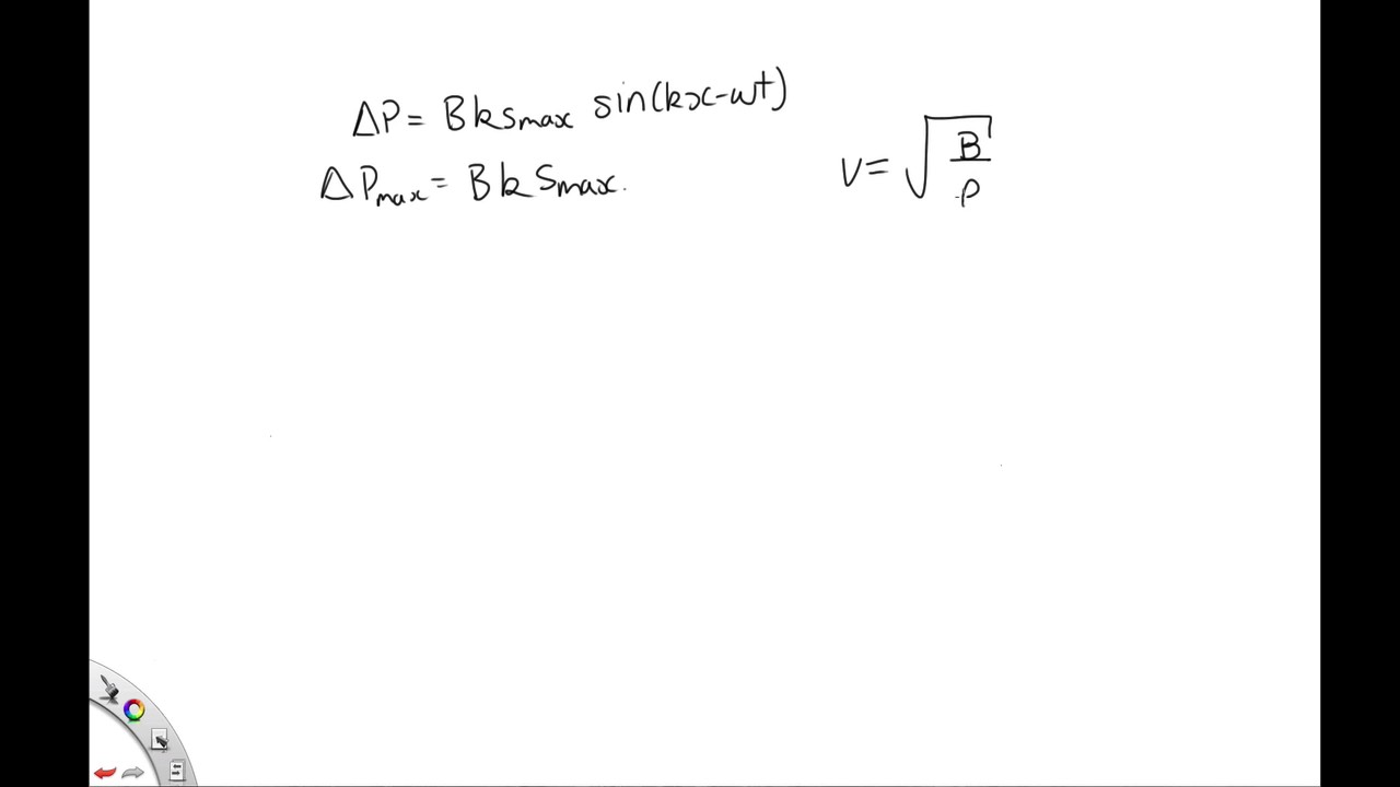 intensity of sound equation. derivation of equations about power and intensity sound equation s