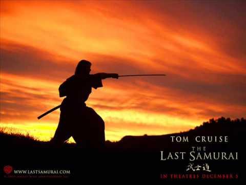 "The Last Samurai Soundtrack ""The Way of the Sword"""