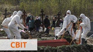 Коронавирус в мире Россию обвиняют в сокрытии реальных жертв Covid 19