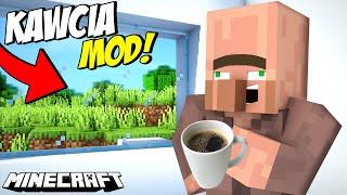 KAWA W MINECRAFT! || Coffee Mod!