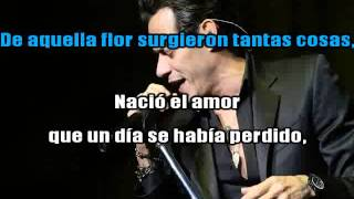Marc Anthony Flor Palida Nueva Version Karaoke