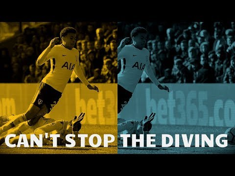 Can't Stop The Diving | Dele Alli dive song [Jim Daly]