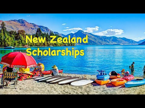 New Zealand Scholarships 2019