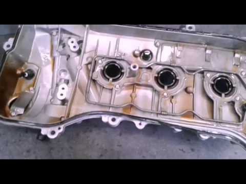 engine block crack lexus 2gr