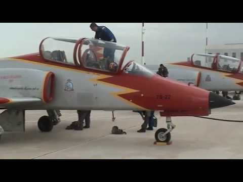 airX Malta International Airshow 2014 - Arrivals & Rehearsals 1/5