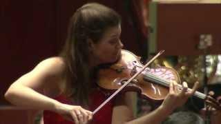 Janine Jansen performs Tchaikovsky