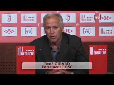René GIRARD au LOSC !