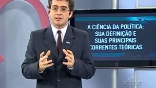 Curso de Ciências Políticas I - Adriano Codato - www.qcursos.com.br