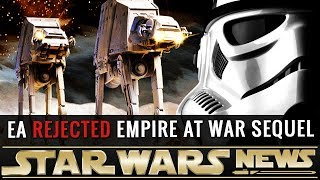 EA Not Interested in RTS Genre + NEW Star Wars Game Coming in 2020 | Star Wars News