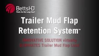 Video Trailer Mud Flap Retention System™ WORLD PREMIERE download MP3, 3GP, MP4, WEBM, AVI, FLV April 2018