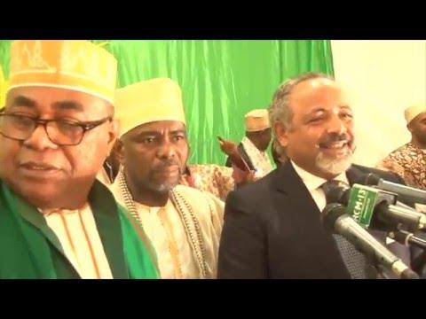 Fahmi SAID IBRAHIM À MARSEILLE LE 17 JAN 2016