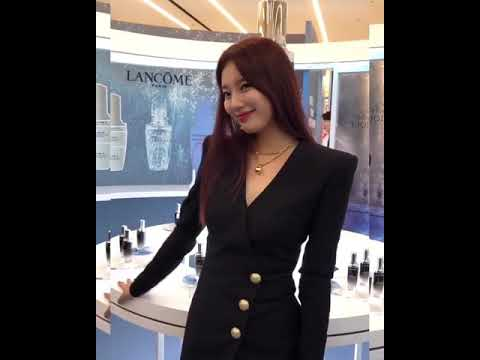 Suzy at Lancôme event 수지