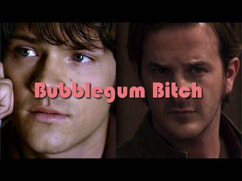 Sam/Gabriel | Bubblegum Bitch