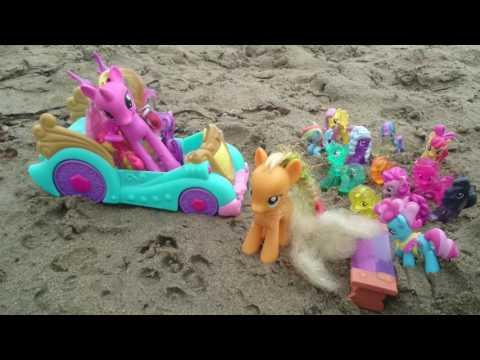 ФИНАЛ !!! My Little Pony - Миссия Гармонии - Игра про Мультики Май Литл Пони на русском