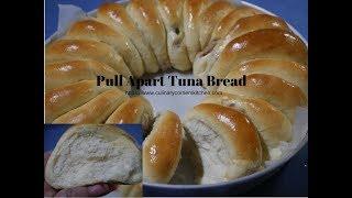 Pull Apart Tuna Bread From Scratch