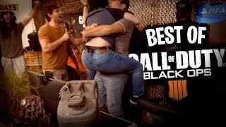 BEST OF : Soirée Call of Duty Black Ops 4