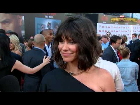 Evangeline Lilly Discusses Playing Hope Van Dyne