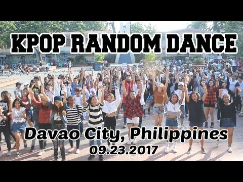 KPOP Random Dance Game / Flash Mob (Davao, Philippines)